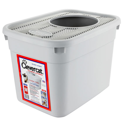 Clever Cat Litter Box Large